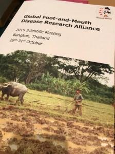 GFRA Thailand Meeting Brochure for October 2019